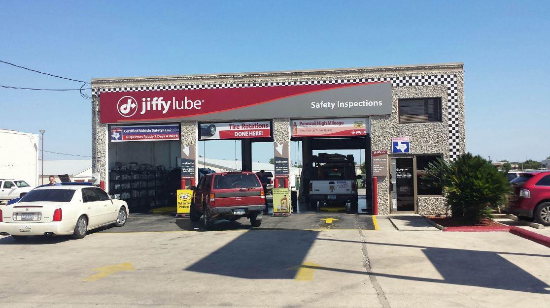 Jiffy Lube store hd image