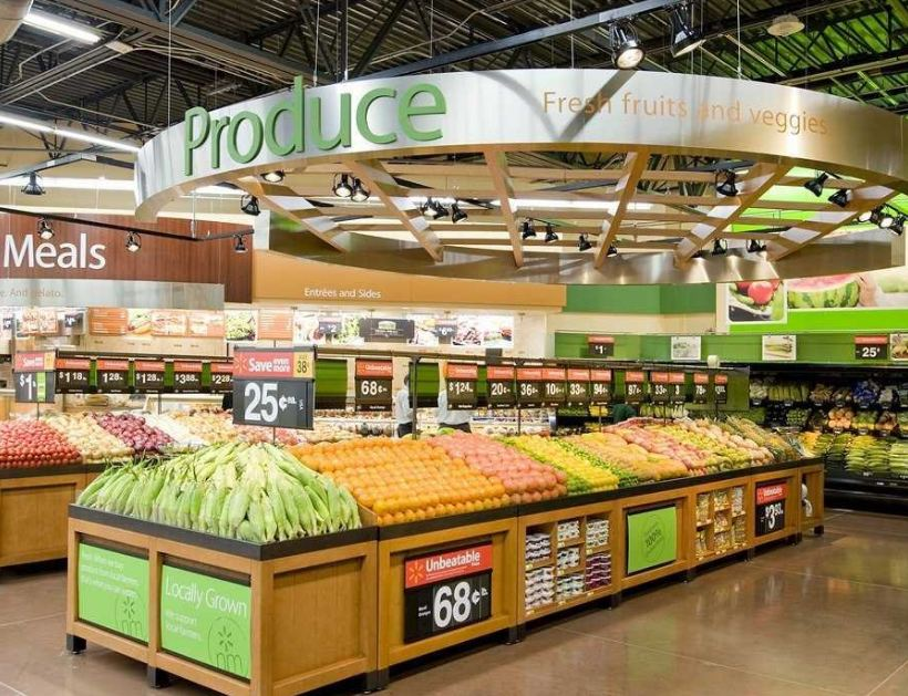 Kroger Holiday Hours Grocery Store hd photo