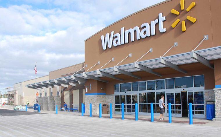 Walmart Deli store hd image
