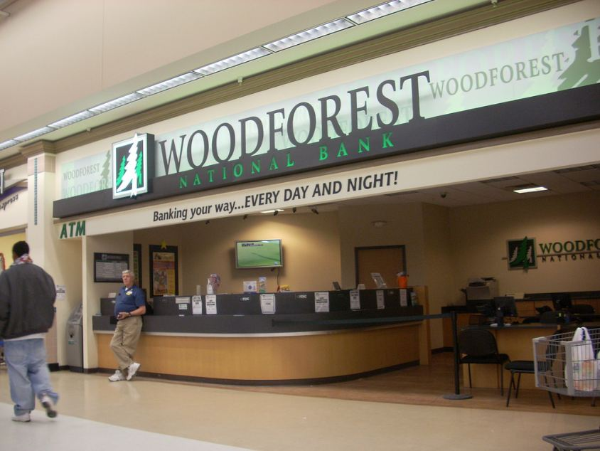 Woodforest National Bank wallpaper