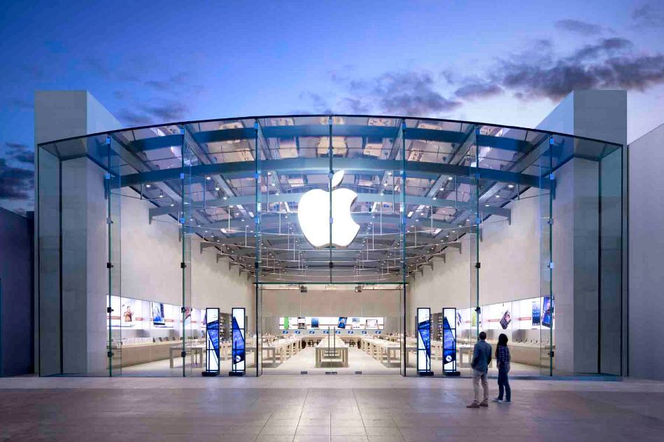 Apple Store images