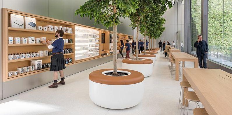 Apple Store wallpaper