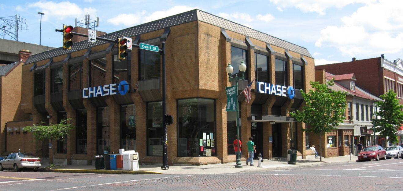 Chase Bank photo