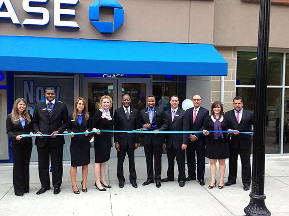 Chase Bank photos