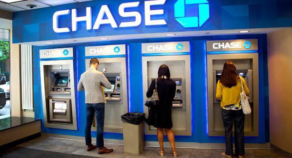Chase Bank hd photo