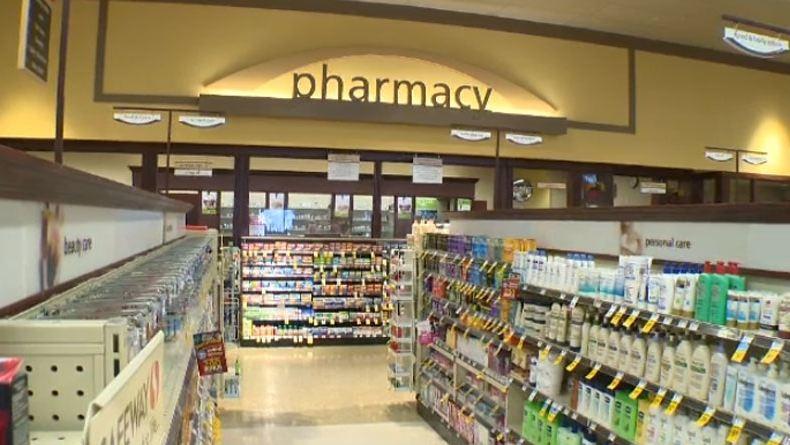 safeway pharmacy store hd photo