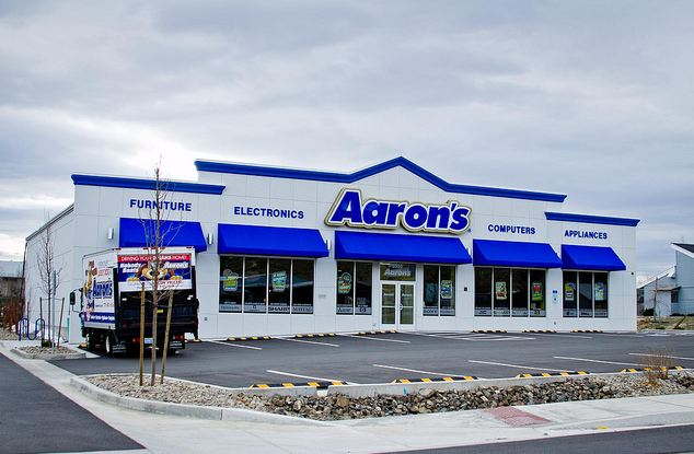 Aaron's Furniture store images
