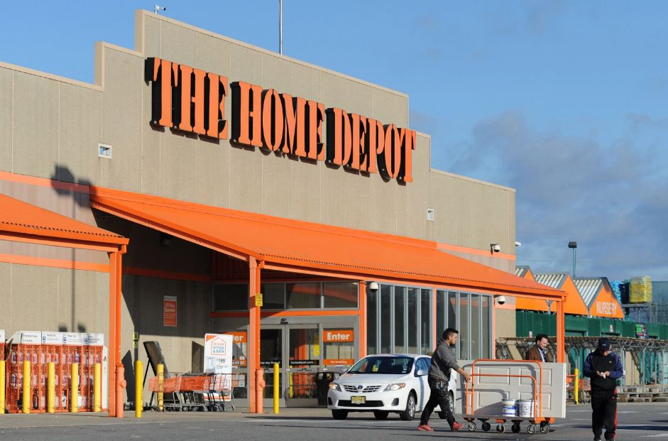 Home Depot store image