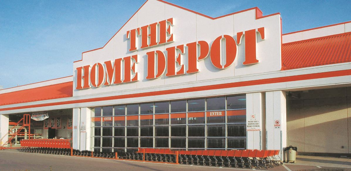 Home Depot store photo