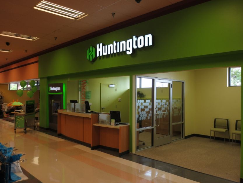 Huntington Bank photos