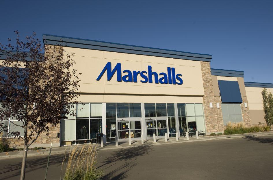 Marshalls store image
