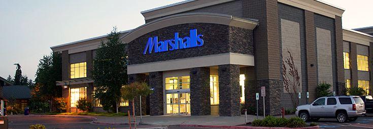 Marshalls store pic
