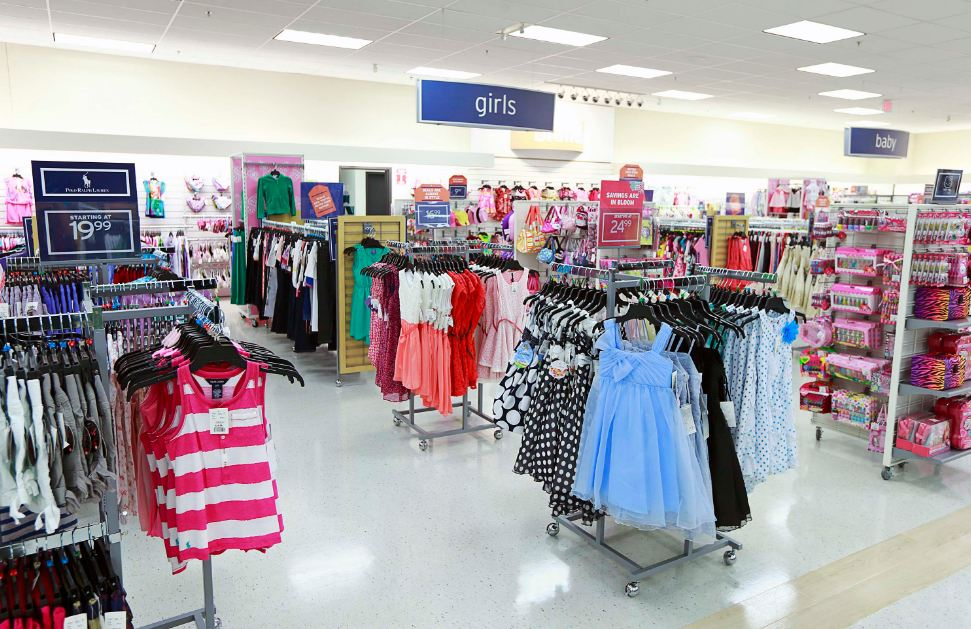 Marshalls store picture