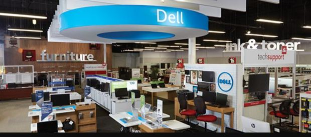 office depot store images