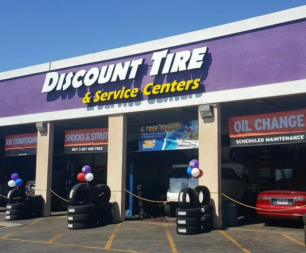 Discount Tire Shops  photo