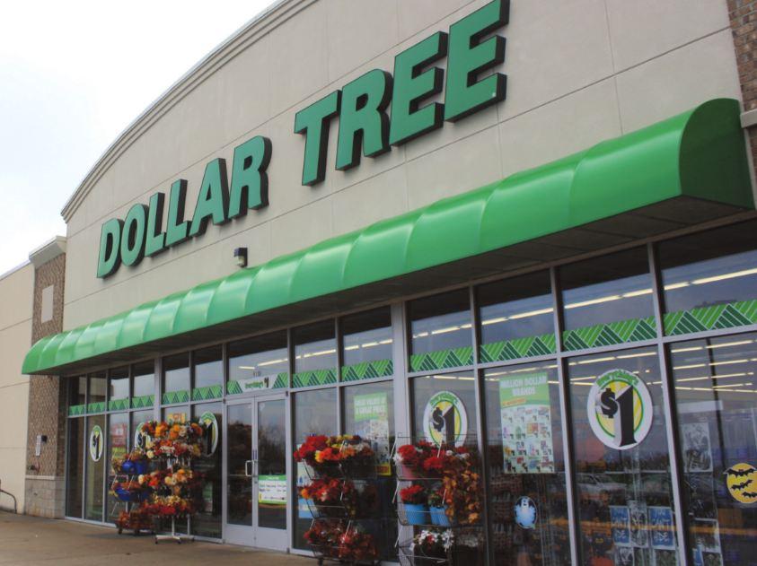 Dollar Store hd photo