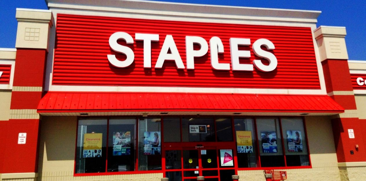 Staples Hours image