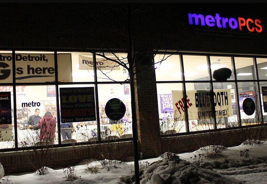 The Metro PCS image