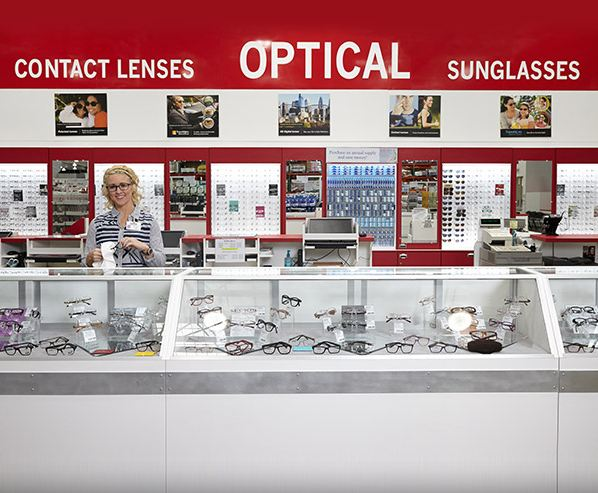costco optical store pics