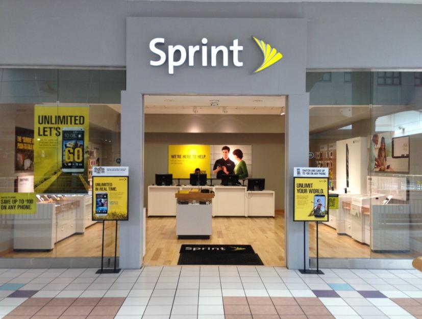 sprint store hd image