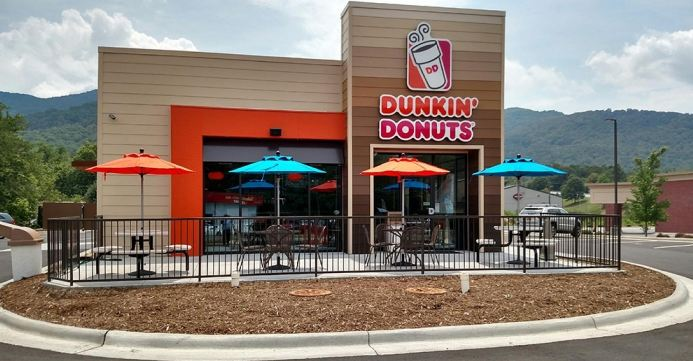 dunkin donuts store hd pic