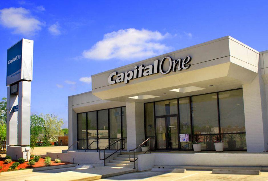 Capital One Bank image
