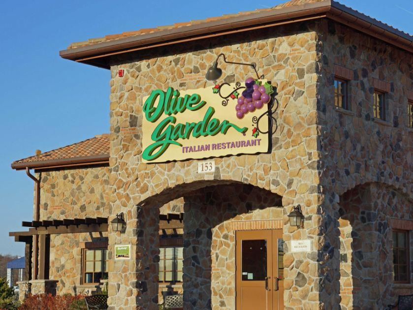 Olive Garden resturant photos