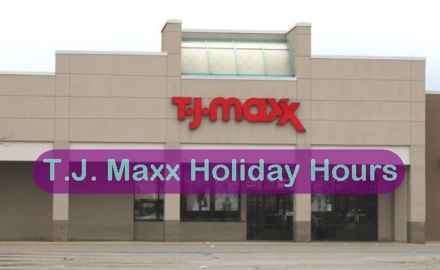 TJ Maxx Hours store image