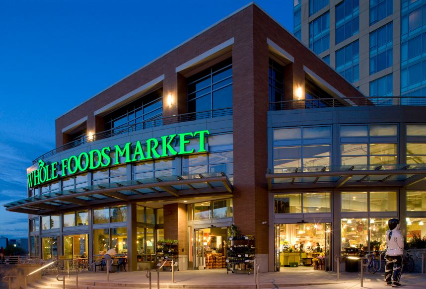 Whole Food Hours store hd image