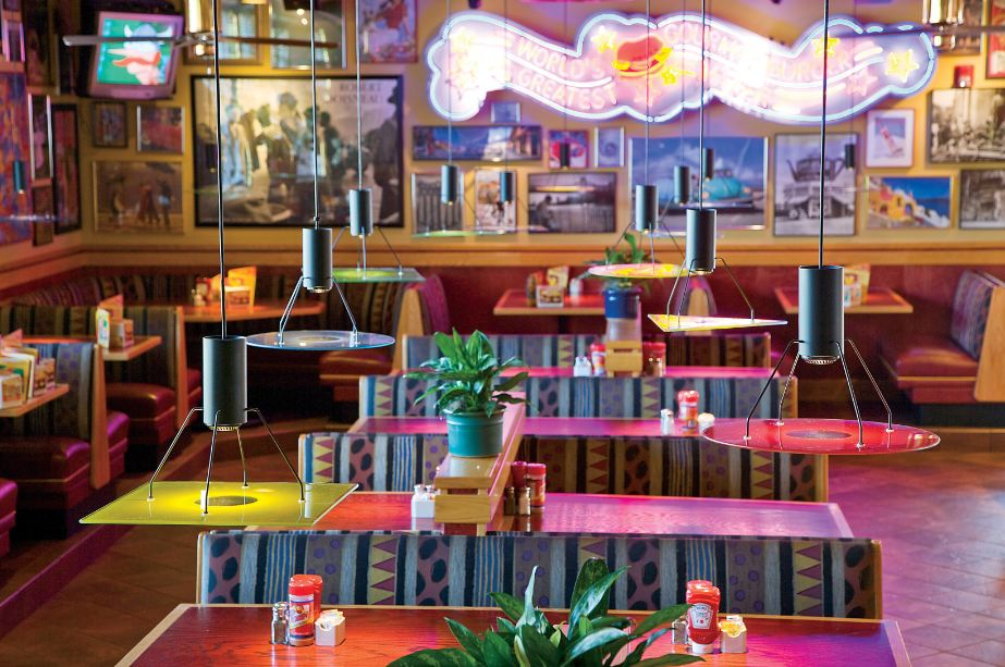 red robin's restaurant pic