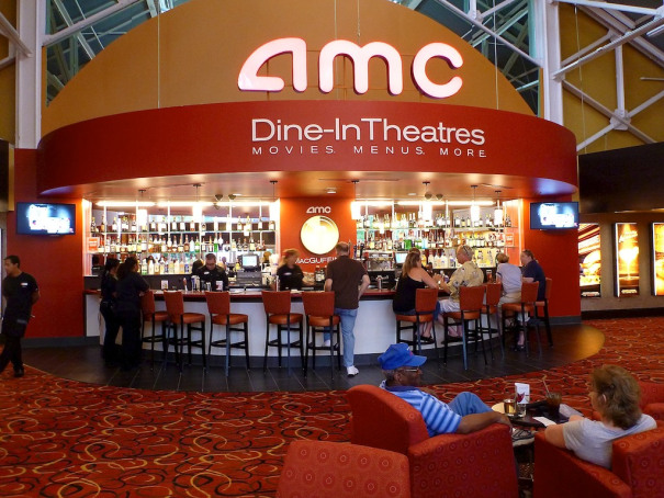 AMC Theatres Locations Near Me