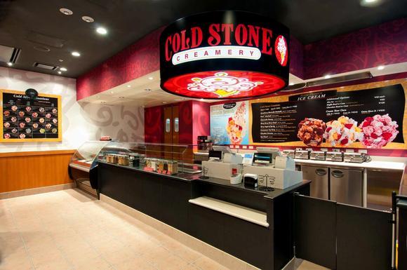 Cold stone Creamery Locations Near Me