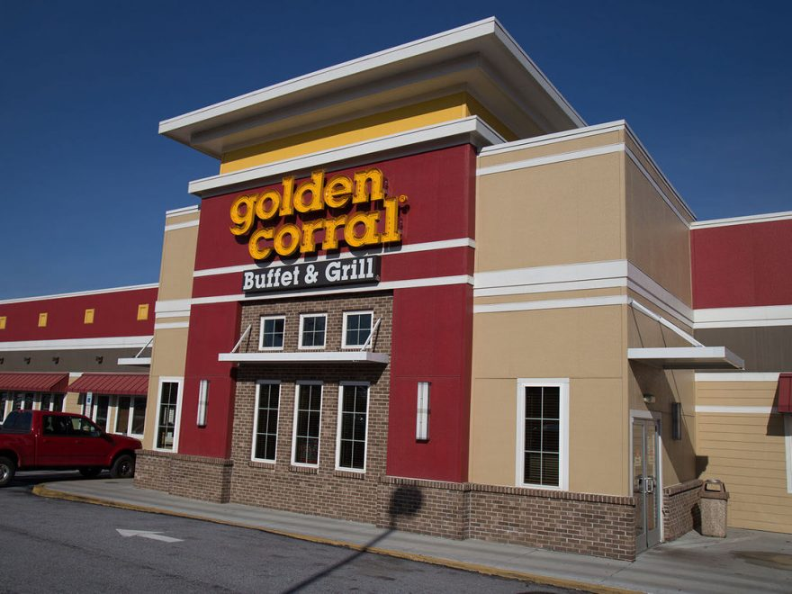 Golden Corral Locations