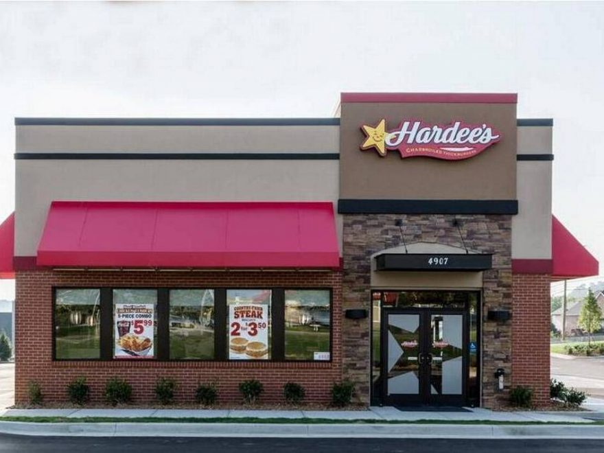 Hardees Locations Near Me