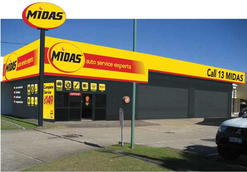 Midas Business Hours