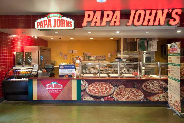 Papa John operating Hours