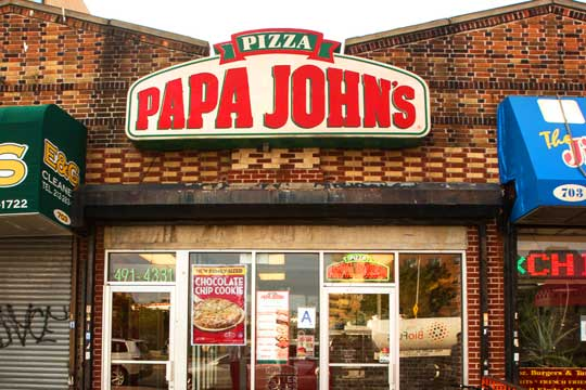 Papa John's Near Me