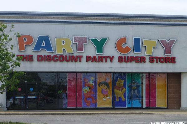 Party city store Locations