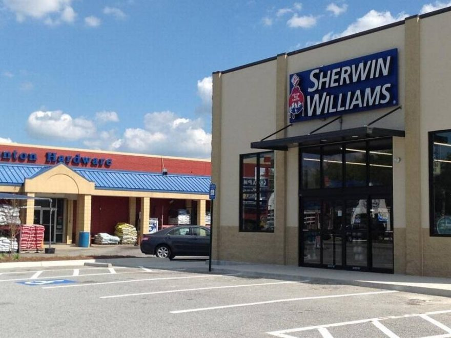 Sherwin Williams Store Hours