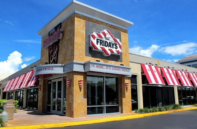 TGI Friday Hours today