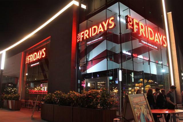 TGI Friday locations near me
