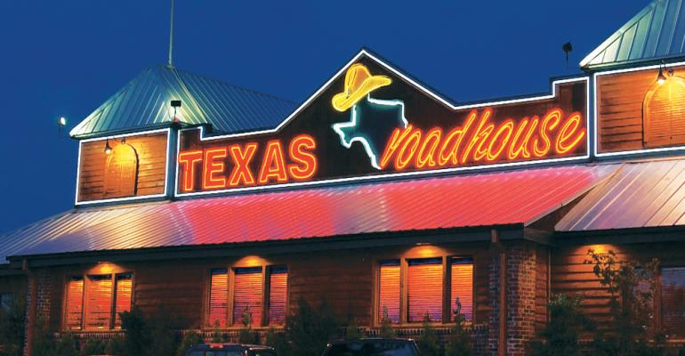 Texas roadhouse Locations near me