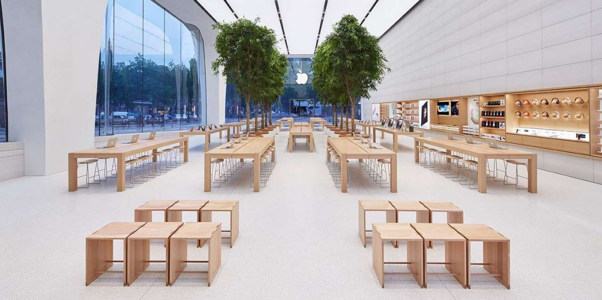 Apple Store hd picture