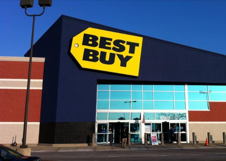 best buy store photo