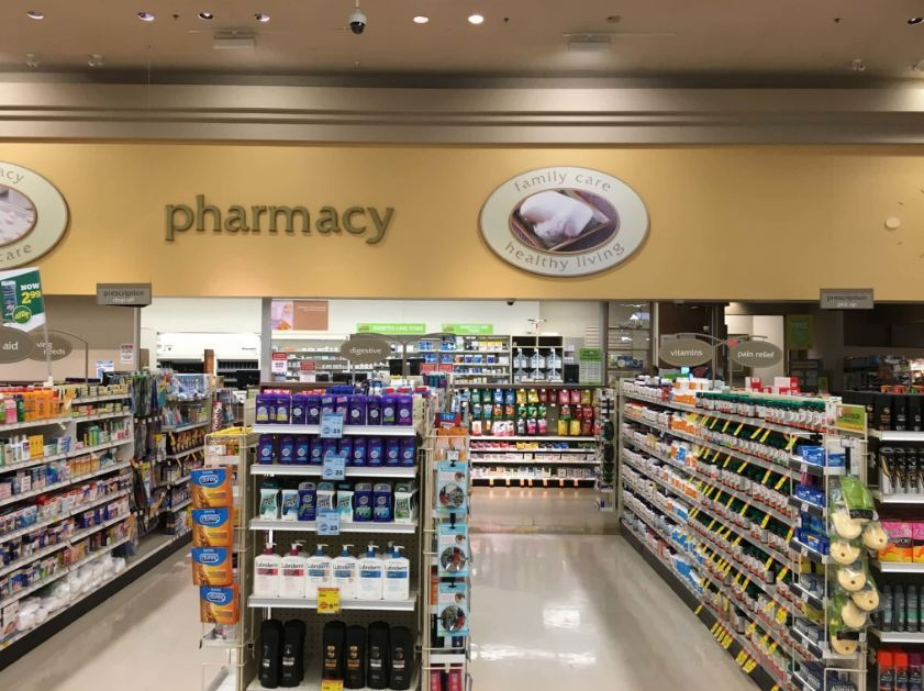 safeway pharmacy store photos