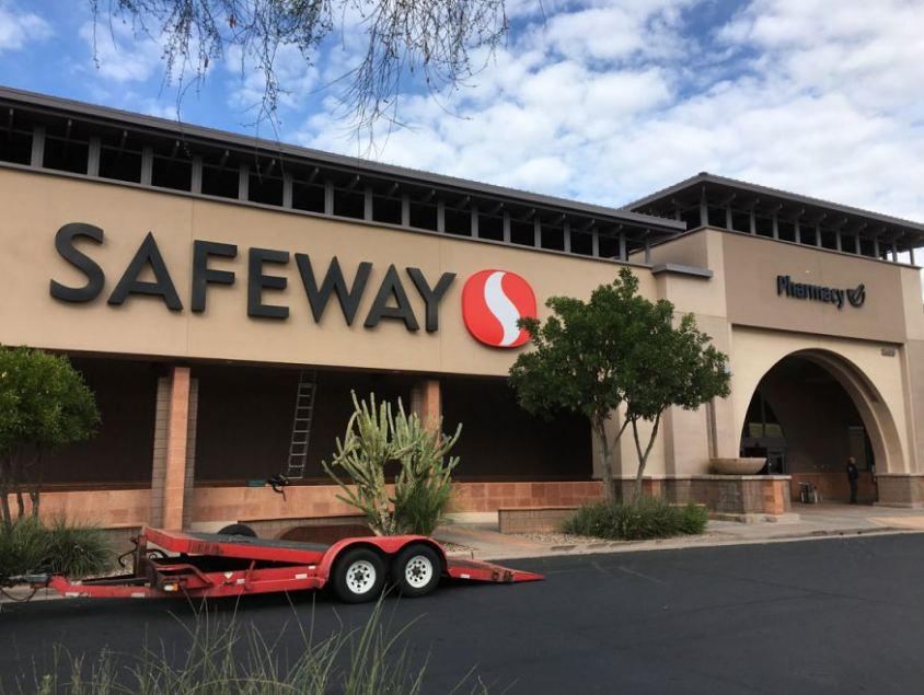 safeway pharmacy store photo