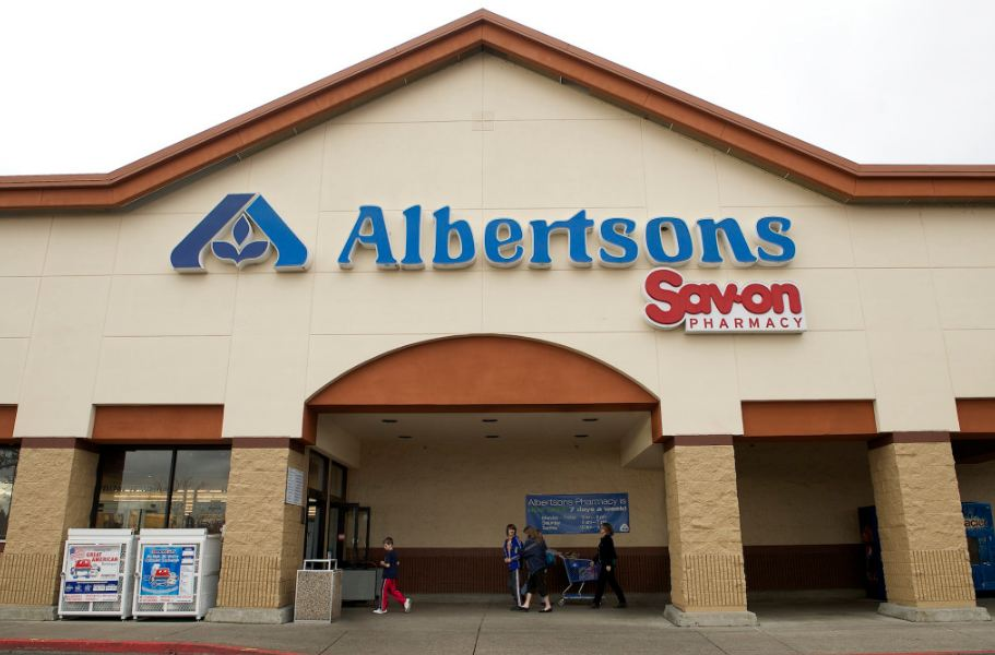 Albertsons Store photo hd