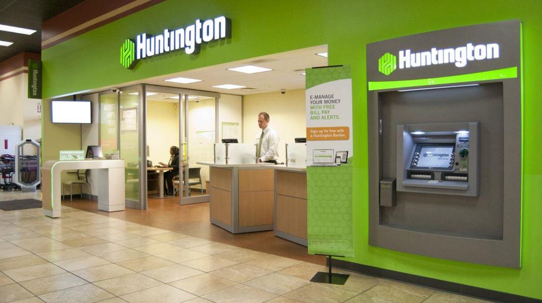 Huntington Bank photo