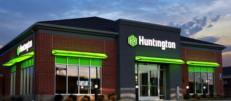 Huntington Bank hd photo
