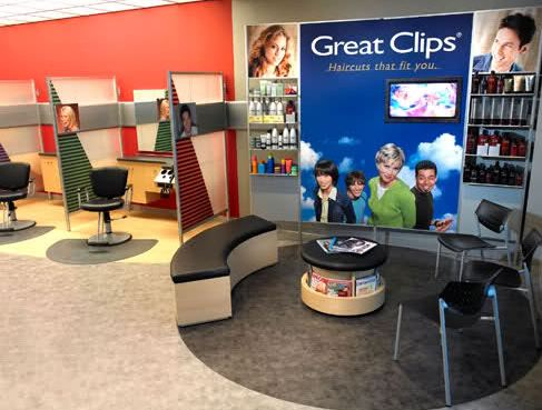 great clips store photo